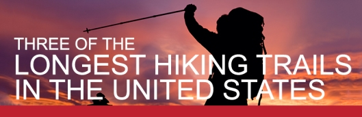 Longest Hiking Trails in the United States