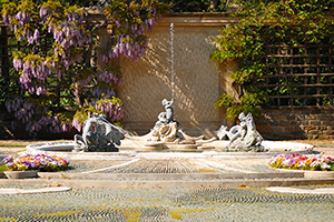 Dumbarton Oaks Fountain
