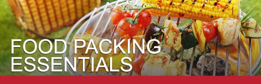 Food Packing Essentials for your Camping Trip