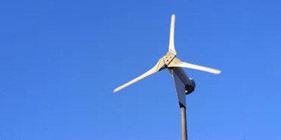 Cool RV Renovation Wind Turbines