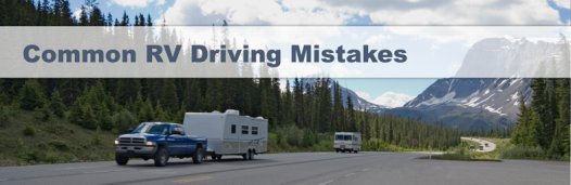 Common-RV-Driving-Mistakes