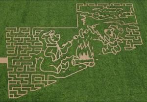 Sioux Falls Corn Maze