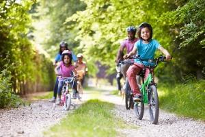 bike ride_family