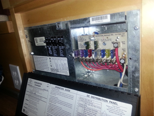 Dc Distribution Panel on Electric Breaker Box Wiring Diagram