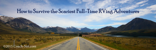Full-Time RVing Adventures