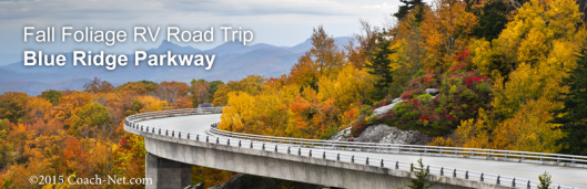 Fall Foliage RV Destination