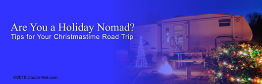 Tips for Your Christmastime Road Trip