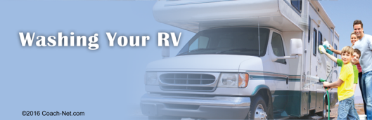 Washing Your RV
