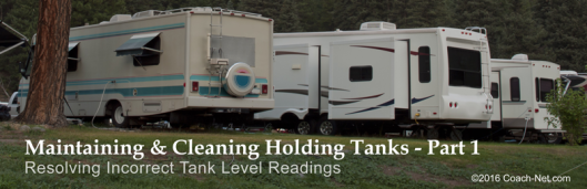 Maintaining Holding Tanks