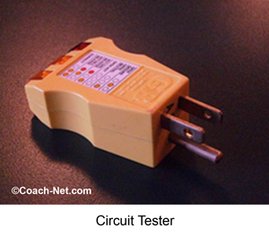 Cicuit tester