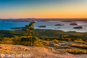 Acadia National Park (Cadillac Mountain)