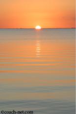 Biscayne NP Sunset