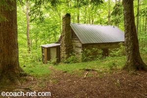 Lodge in Smoky Mtns