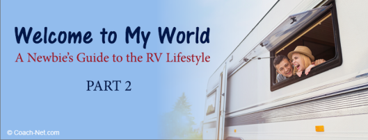 RV Newbie Guide