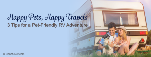 Pet-Friendly RVing