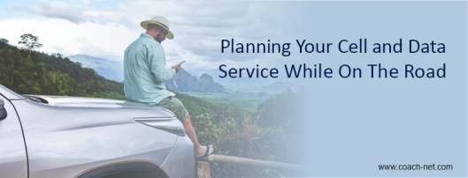 Planning Your Cell and Data Service