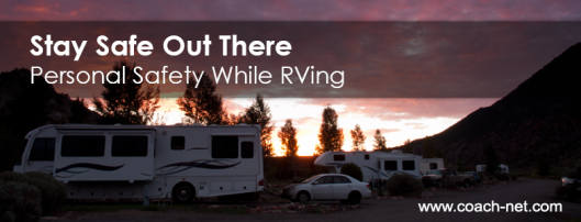 Personal Safety While RVing