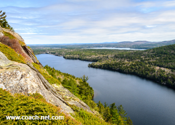 Acadia Mountain View