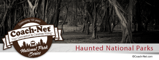 Haunted National Parks
