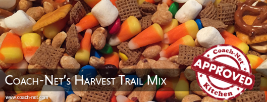 Coach-Net Harvest Trail Mix