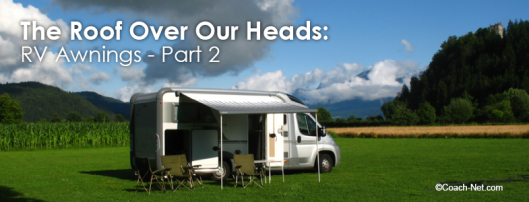 RV Awning Maintenance