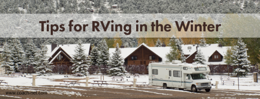 Tips for RVing in the Winter