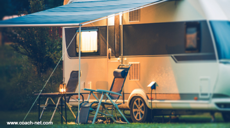RV awnings