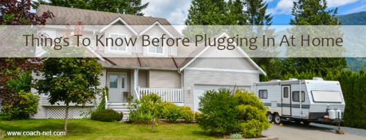 Plugging In At Home