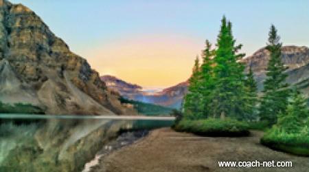 Bow Glacier, Banff