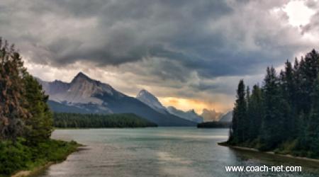 Lake Mystaya, Jasper