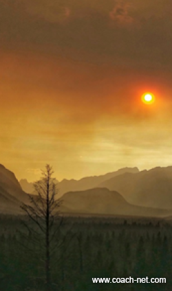 Wildfire Smoke, Jasper