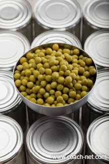Canned Vegetables