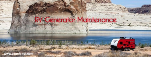 RV Generator Maintenance