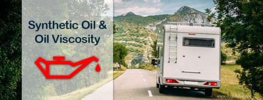 synthetic oil and oil viscosity