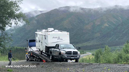 Alaska tow
