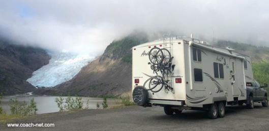 Alaska RV adventure
