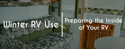 RV Winter Use