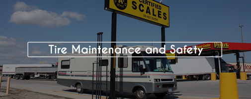 Tire Maintenance and Safety