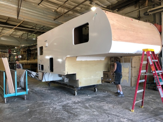 Building An RV