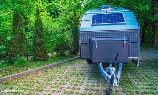 Solar Powered RV