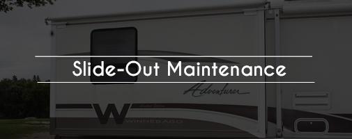 Slide-Out Maintenance | Coach-Net