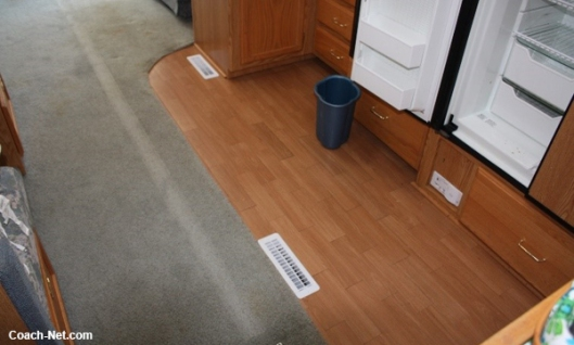RV Carpet & Wood