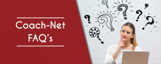Coach-Net FAQ's
