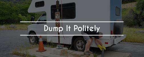 Dump It Politely