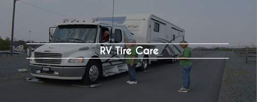 RV Tire Care