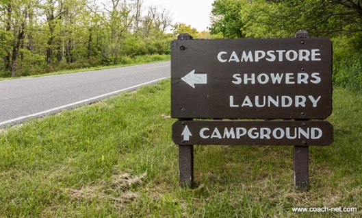 Campground Laundromat