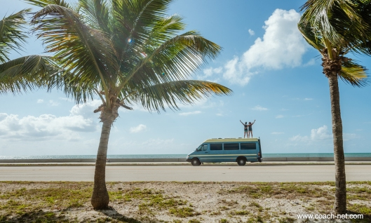 RVing At The Beach