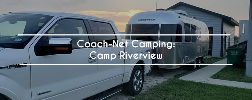 Coach-Net Camping: Camp Riverview