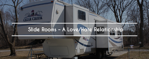 Slide Rooms – A Love/Hate Relationship