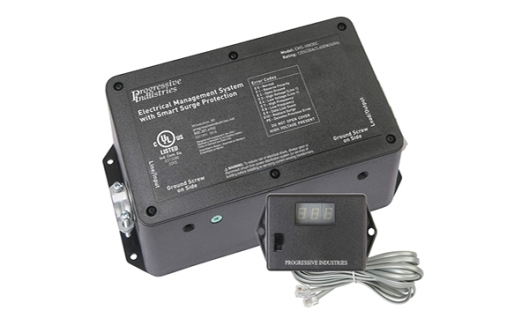 Indoor-Mounted Surge Protector